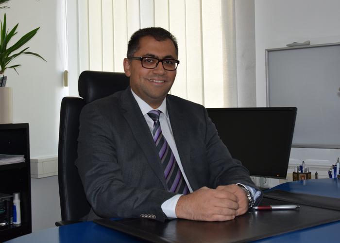 Dr. (univ. tishreen) Tarek Ebrahim